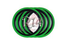 Флипперы Twin Color black-green R14 (4 шт.)