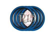 Флипперы Twin Color black-blue R15 (4 шт.)