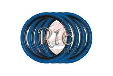Флипперы Twin Color black-blue R16 (4 шт.)